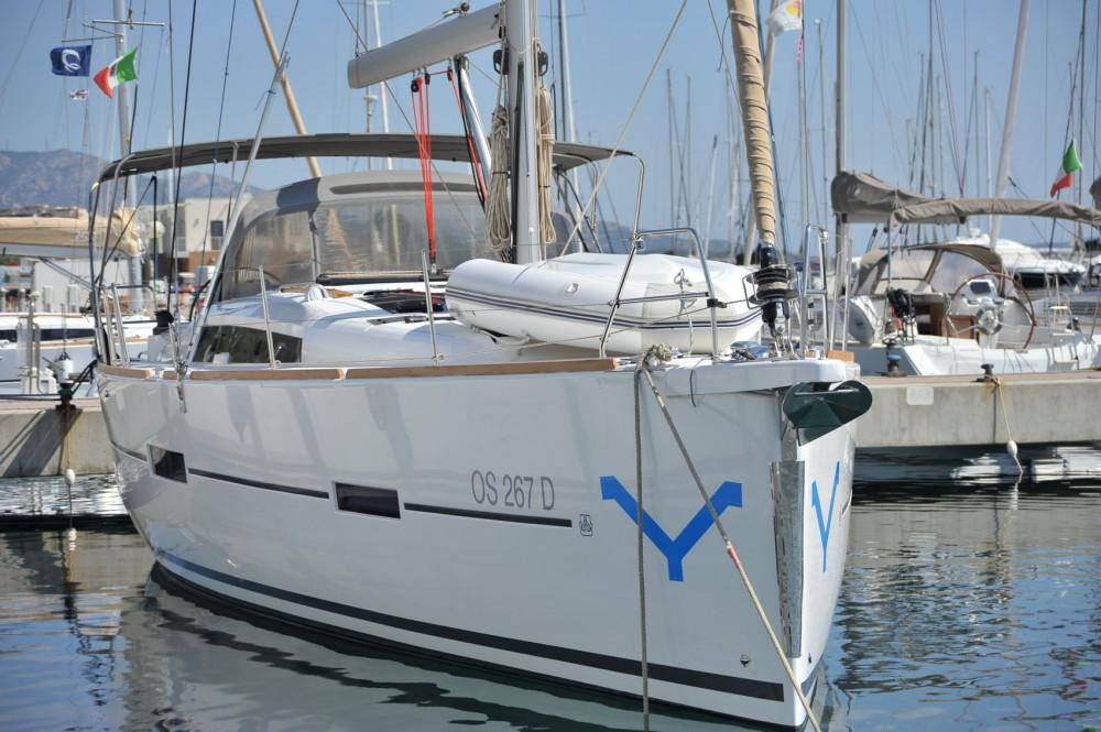 Verhuur Zeilboot in Olbia - Dufour Dufour 460 Grand Large