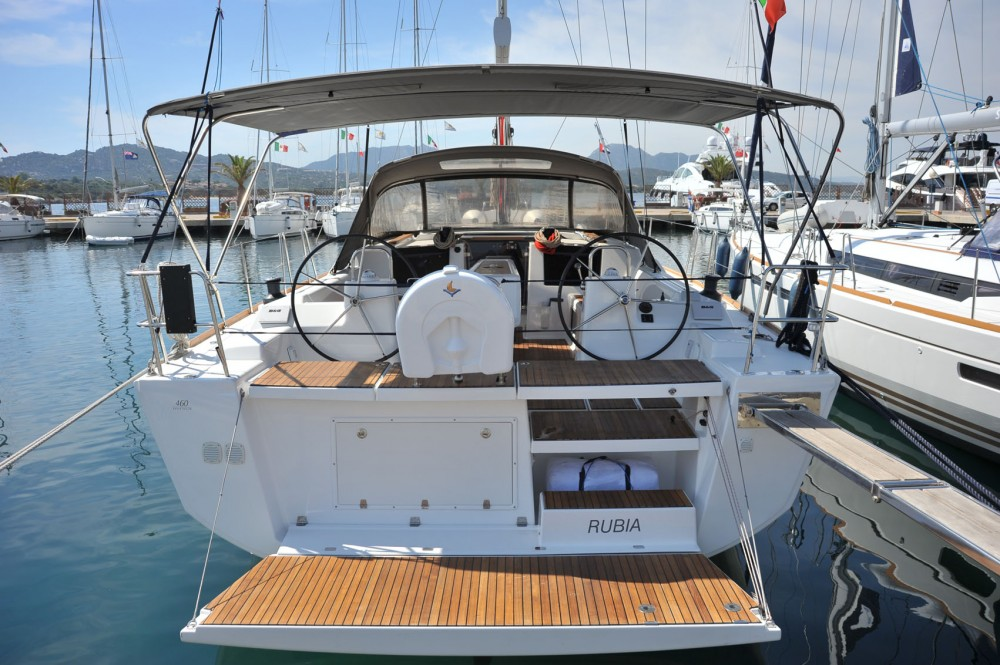 Huur een Dufour Dufour 460 Grand Large in Olbia