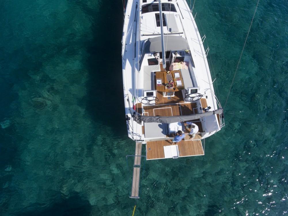 Jachthuur in Olbia - Dufour Dufour 56 Exclusive via SamBoat