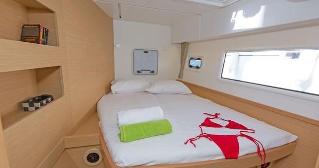 Verhuur Catamaran in Kos -  Lagoon 42