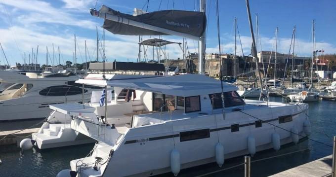 Verhuur Catamaran in Athene -  Nautitech 46 Fly