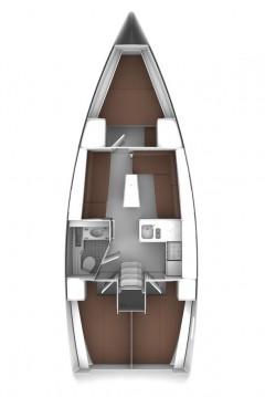 Jachthuur in Biograd na Moru - Bavaria Cruiser 37 via SamBoat