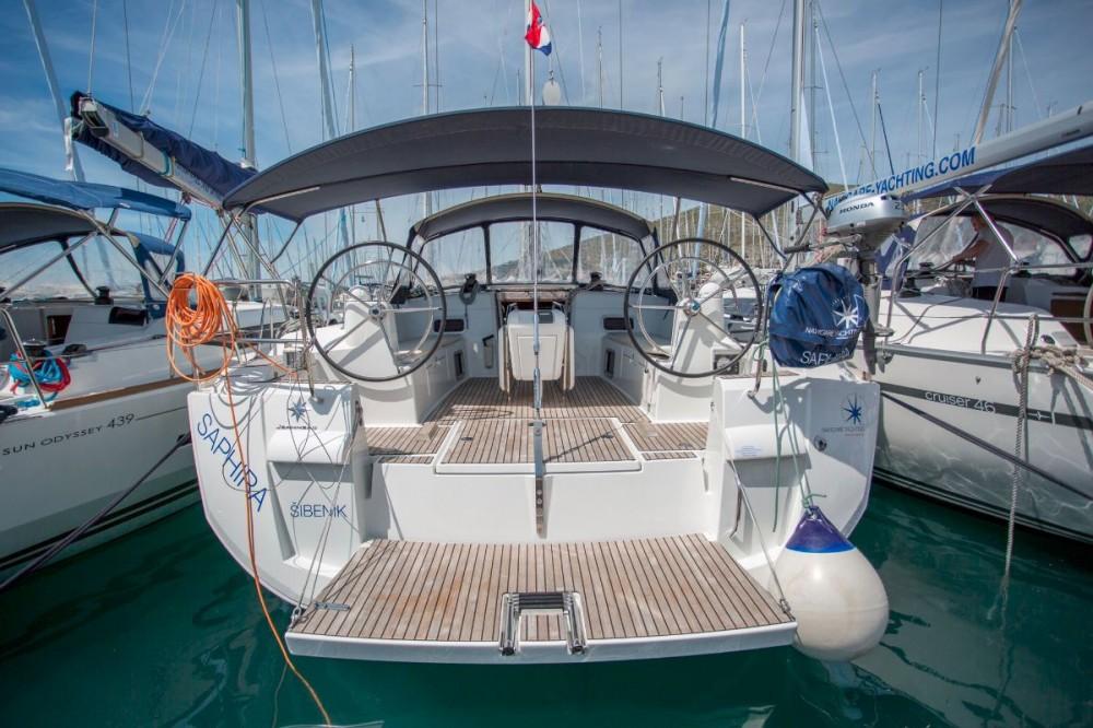 Verhuur Zeilboot in Kroatië - Jeanneau Sun Odyssey 509 - 5 + 1 cab.