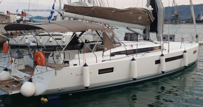 Bootverhuur Jeanneau Sun Odyssey 490 in Volos via SamBoat