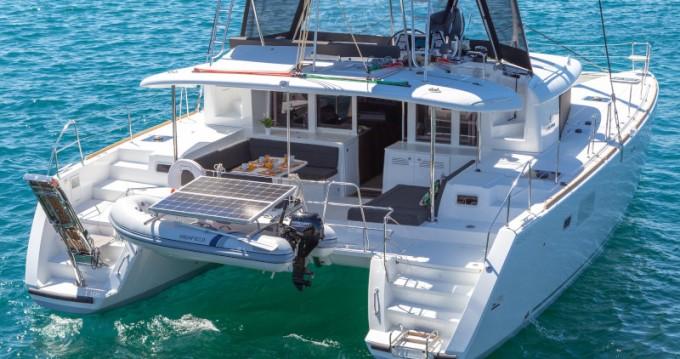 Huur Catamaran met of zonder schipper Lagoon in Préveza