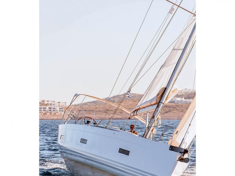 Verhuur Zeilboot X-Yachts met vaarbewijs