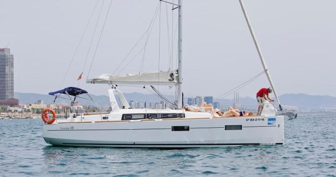 Verhuur Zeilboot in Barcelona - Bénéteau Oceanis 38