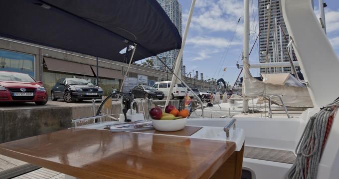 Jachthuur in Barcelona - Bénéteau Oceanis 38 via SamBoat