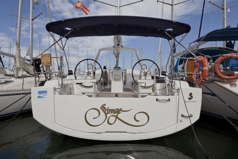 Huur Zeilboot met of zonder schipper Bénéteau in Barcelona