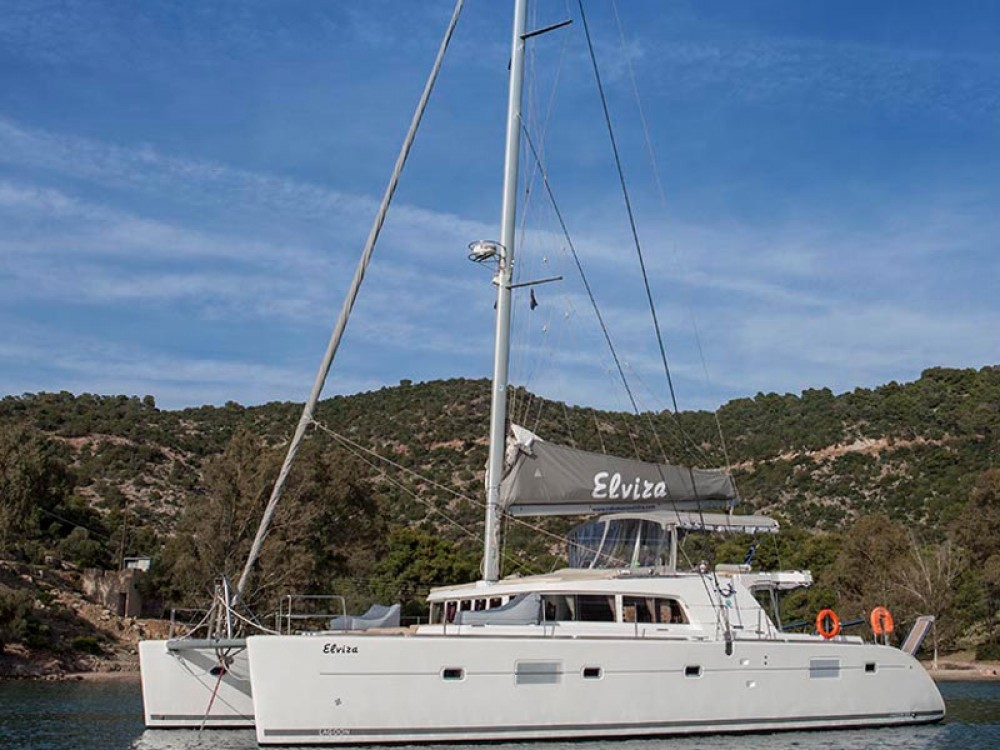 Bootverhuur Marina de Alimos goedkoop Lagoon 500