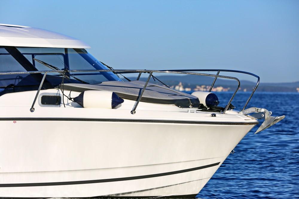 Verhuur Motorboot in Marina Zadar - Jeanneau Merry Fisher 795