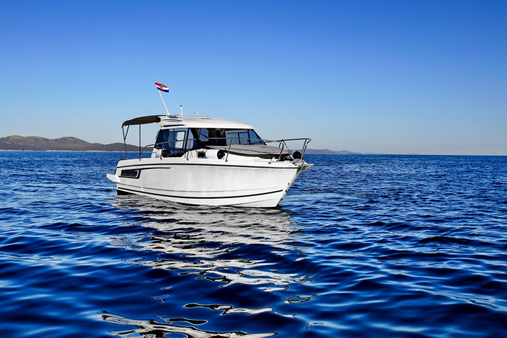 Jachthuur in Marina Zadar - Jeanneau Merry Fisher 795 via SamBoat
