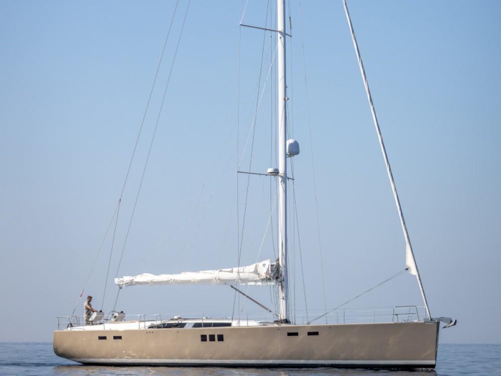 Huur Zeilboot met of zonder schipper Hanse in Rogoznica