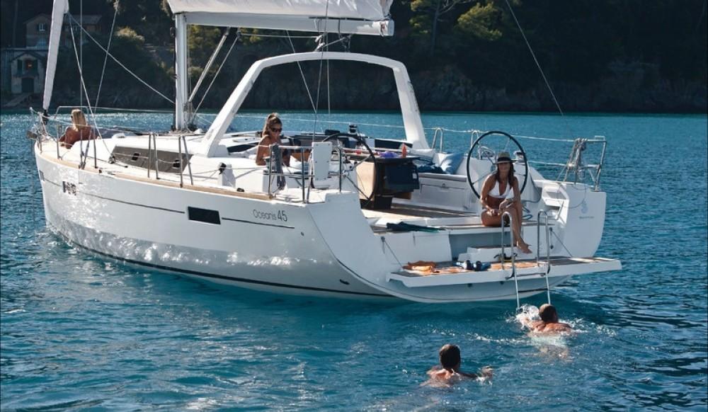 Jachthuur in Orhaniye - Bénéteau Oceanis 45 (2018) via SamBoat