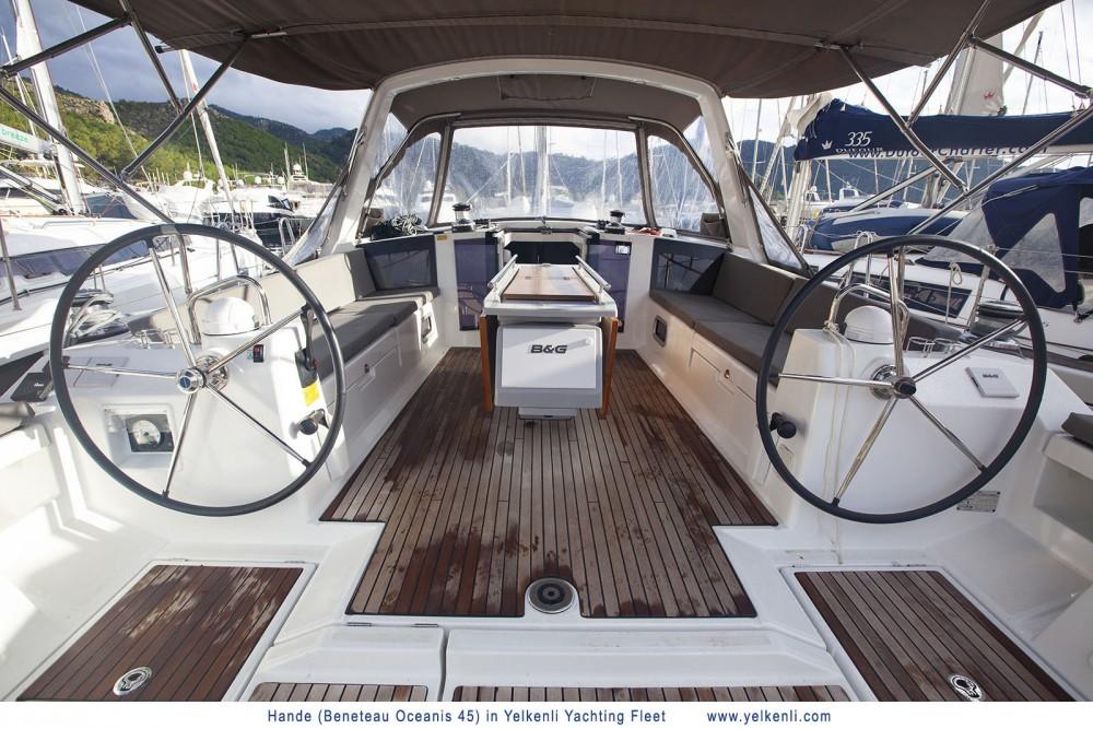 Huur Zeilboot met of zonder schipper Bénéteau in Orhaniye