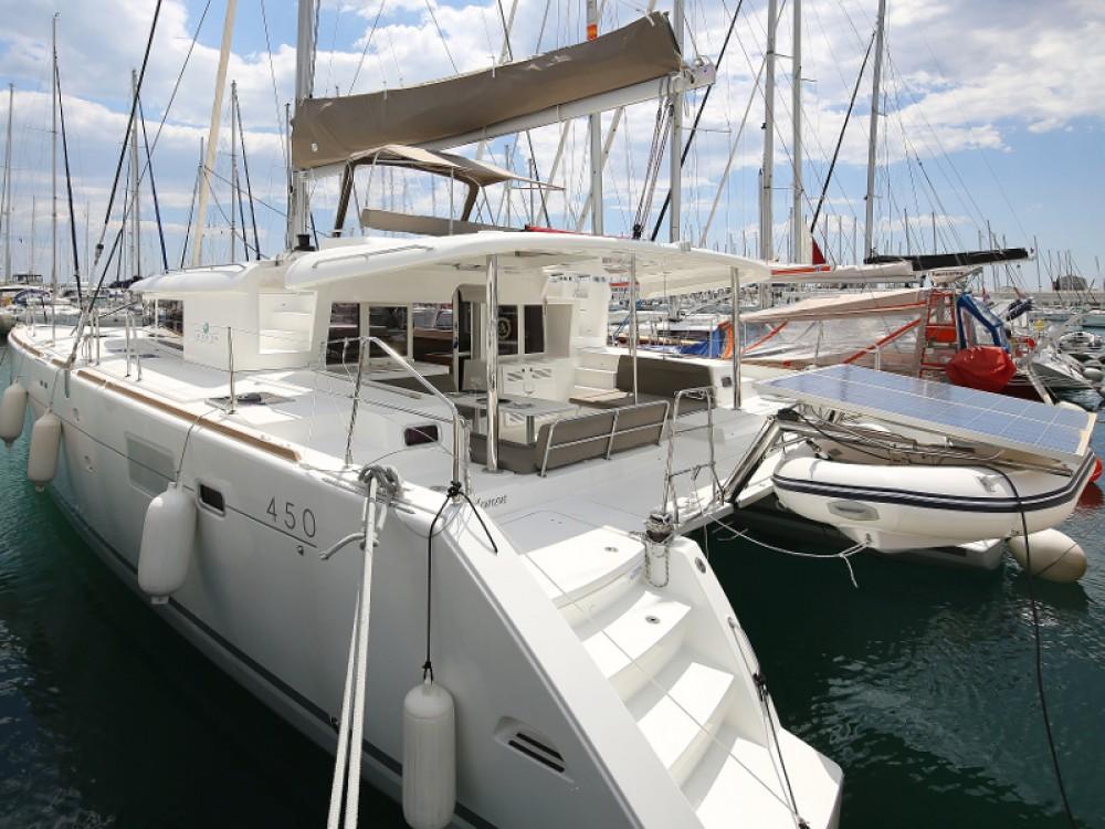 Jachthuur in  - Lagoon Lagoon 450 F via SamBoat