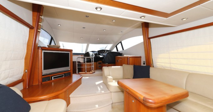 Verhuur Motorboot in Sukošan - Sunseeker Sunseeker Manhattan 50