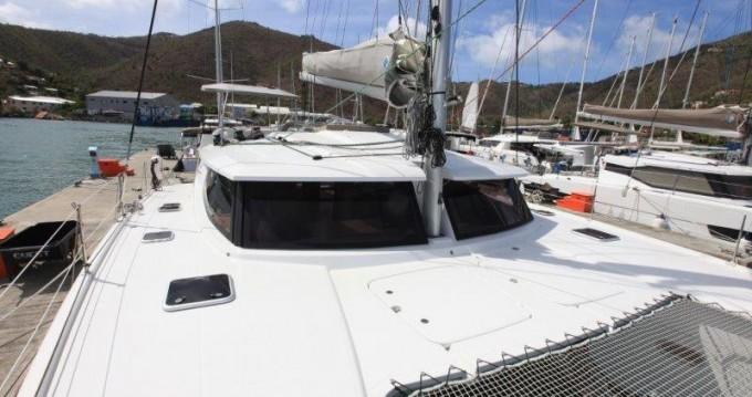 Fountaine Pajot Helia 44 Evolution te huur van particulier of professional in Tortola