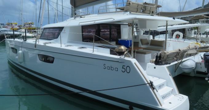 Saba 50 te huur van particulier of professional in Tortola