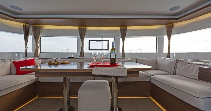 Verhuur Catamaran in Athene - Lagoon Lagoon 50