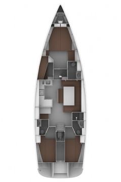 Bavaria Cruiser 50 te huur van particulier of professional in Saint Lucia Island