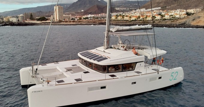Jachthuur in Ibiza Town - Lagoon Lagoon 52 F via SamBoat