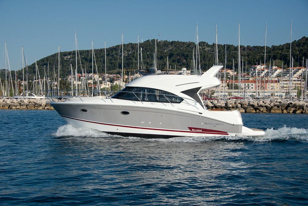 Bénéteau Antares 36 Fly te huur van particulier of professional in ACI Marina Rovinj