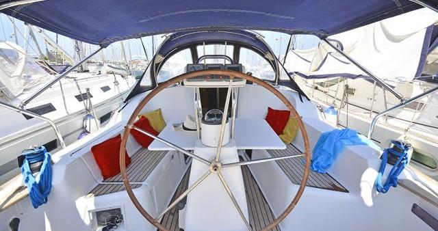 Huur Zeilboot met of zonder schipper  in Korfoe