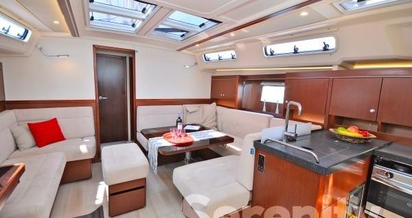 Huur Zeilboot met of zonder schipper Hanse in Rhodes
