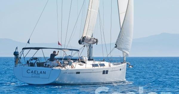 Verhuur Zeilboot in Kos -  Hanse 505