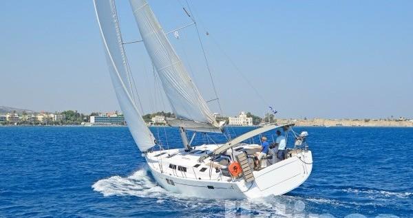 Verhuur Zeilboot in Volos -  Hanse 505