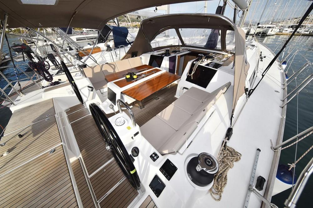 Jachthuur in Trogir - Dufour Dufour 460 GL via SamBoat