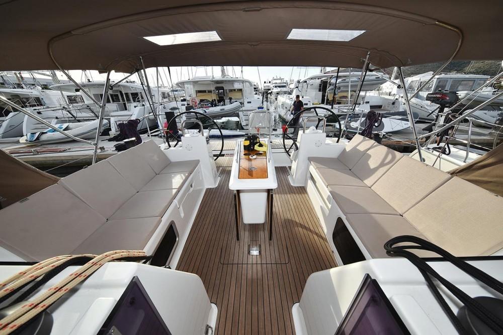 Verhuur Zeilboot in Trogir - Dufour Dufour 460 GL