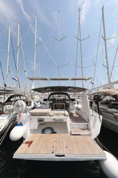 Huur een Dufour Dufour 56 Exclusive in Trogir