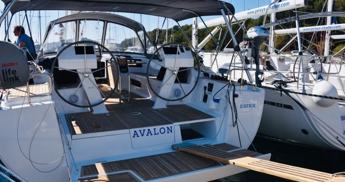 Verhuur Zeilboot in Milna - Hanse Hanse 505