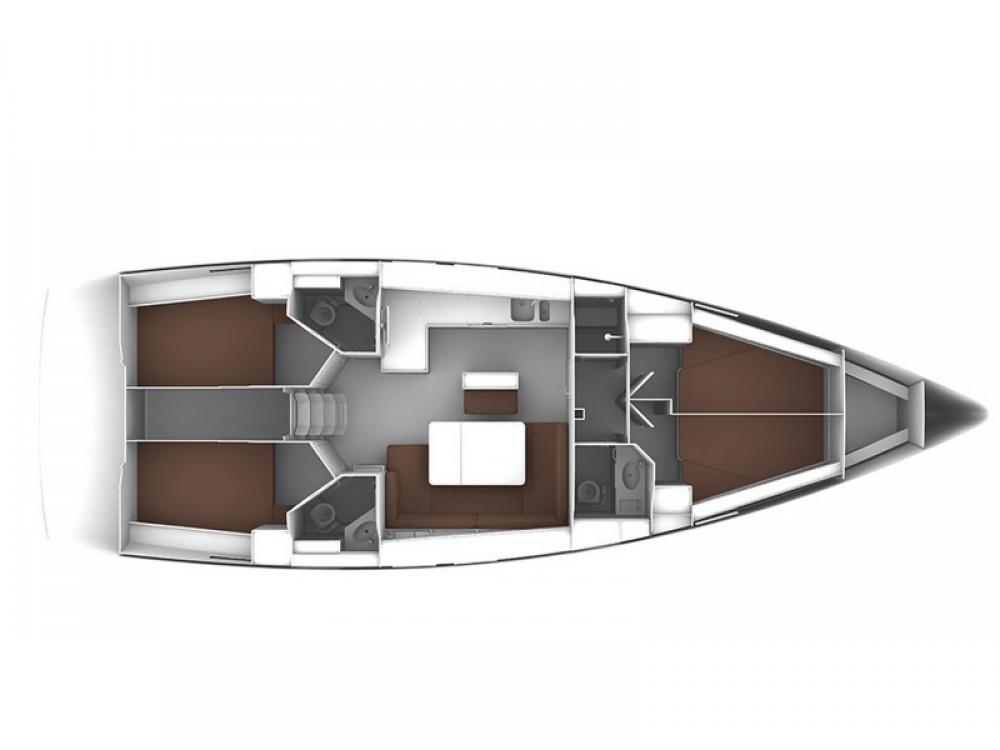 Verhuur Zeilboot in  - Bavaria Bavaria Cruiser 46