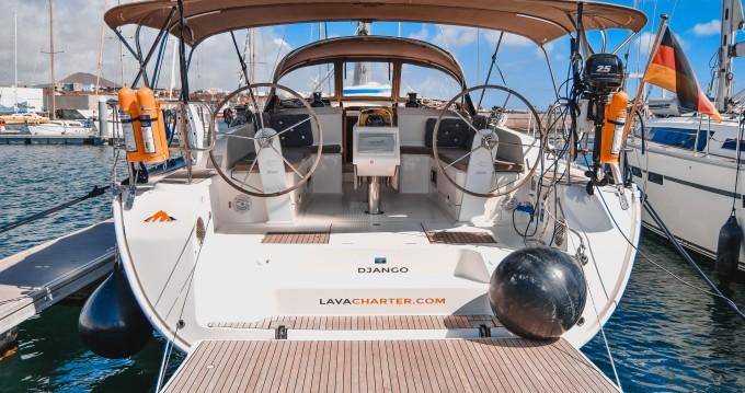 Bootverhuur Lanzarote goedkoop Cruiser 46