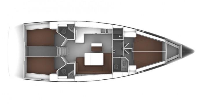 Bavaria Cruiser 46 te huur van particulier of professional in Lanzarote