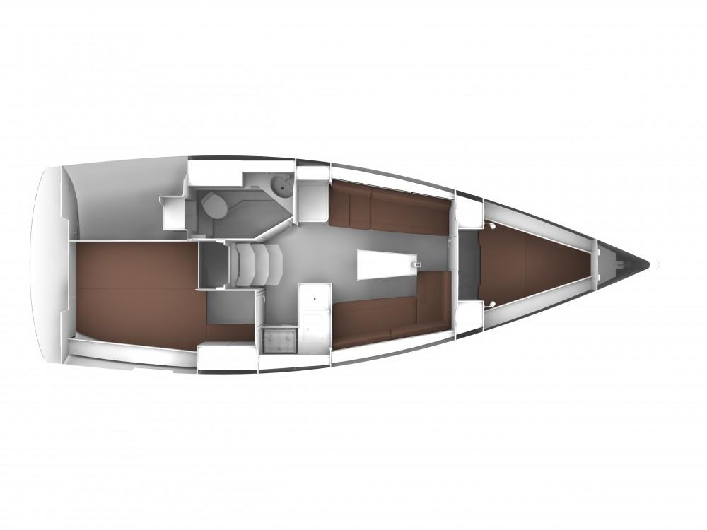 Bootverhuur Krk goedkoop Bavaria Cruiser 33