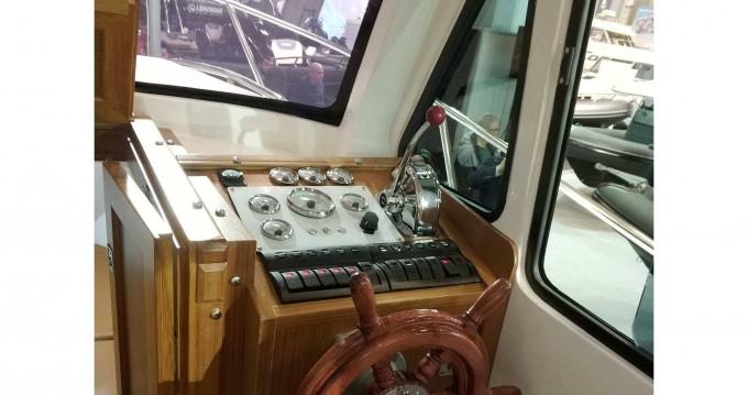 Bootverhuur  Rasker Sloop 7.1 in Keramotí via SamBoat