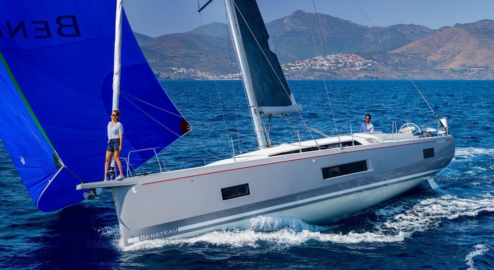 Huur Zeilboot met of zonder schipper Bénéteau in Ibiza Magna