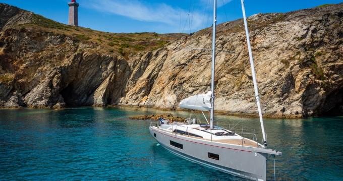 Bootverhuur Bénéteau Oceanis 46.1 in Ibiza Town via SamBoat