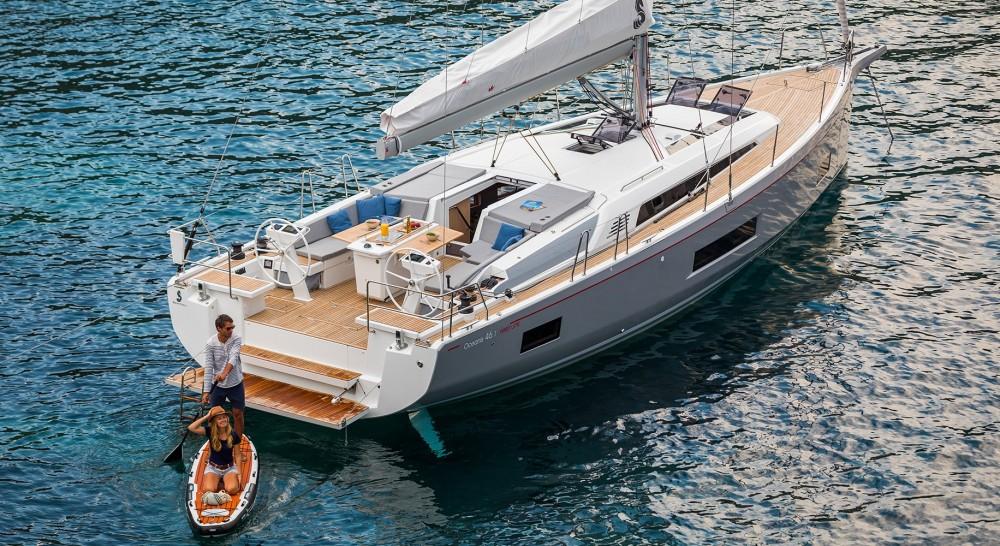 Bénéteau Oceanis 461 te huur van particulier of professional in Ibiza Magna