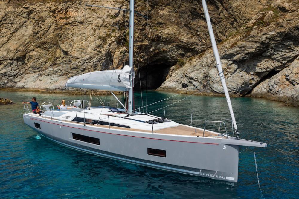 Bootverhuur Ibiza Magna goedkoop Oceanis 461
