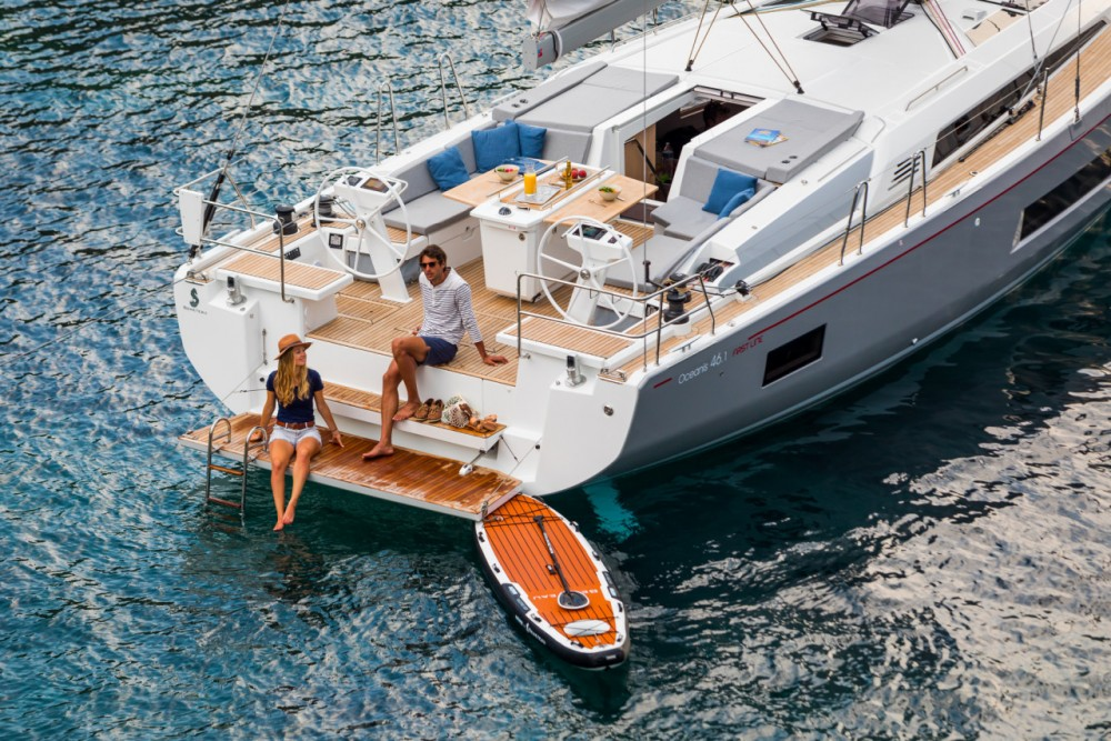 Jachthuur in Ibiza Magna - Bénéteau Oceanis 461 via SamBoat