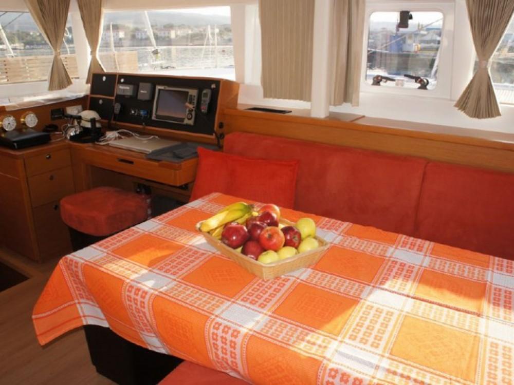 Lagoon Lagoon 450 te huur van particulier of professional in Šibenik
