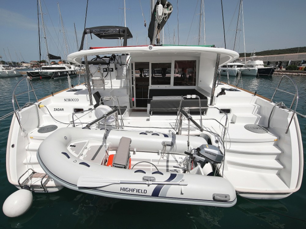 Lagoon Lagoon 400 S2 LIMITED EDITION te huur van particulier of professional in Sukošan