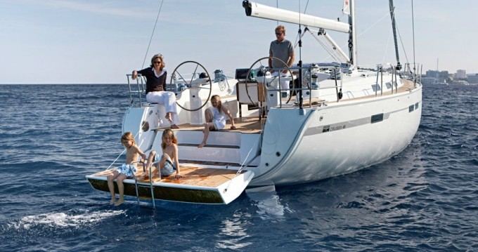 Huur een Bavaria Cruiser 45 in Skiathos