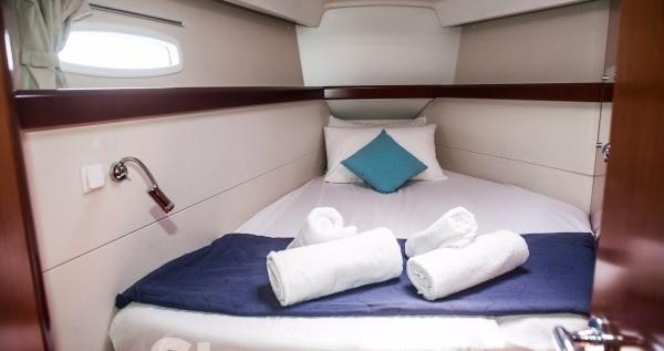 Huur Zeilboot met of zonder schipper Bénéteau in Lefkas Egremni