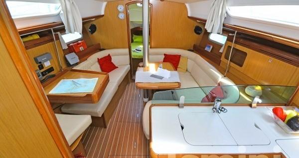Verhuur Zeilboot in Kos - Jeanneau Sun Odyssey 36i